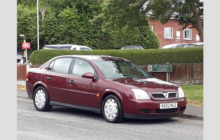 vauxhall vectra 2003 manual