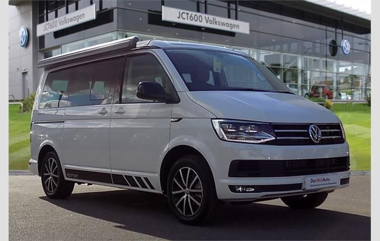Volkswagen California 2018 2 0 L Engine With Automatic Transmission In White Colour 10 Miles