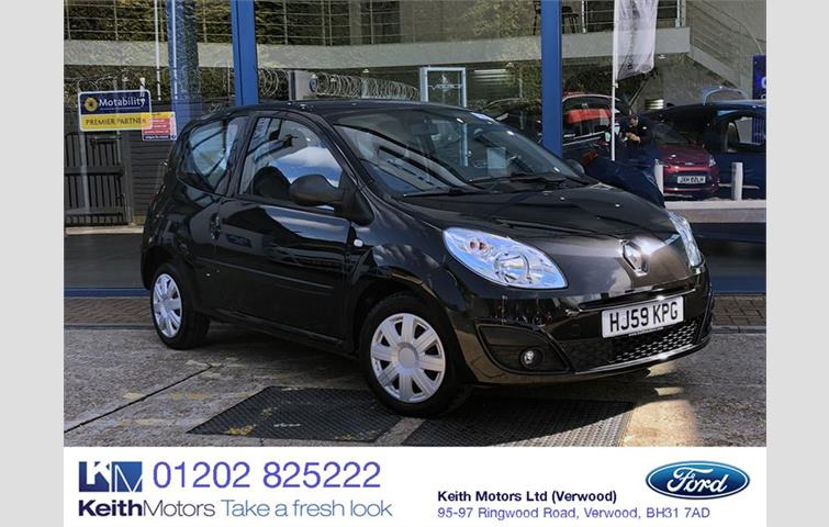 Renault Twingo Freeway 1 2 Black 2009 Ref 6905903
