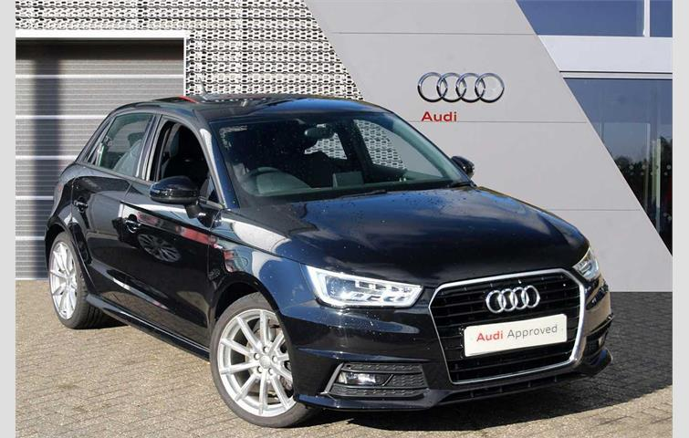 164d79eabee4ad Audi A1 Sportback S line 1.6 TDI 116 PS 5 speed 2015