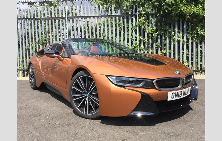 Bmw I8 I8 Roadster Orange 2018 Ref 6925151