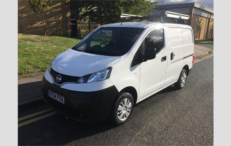 48f409569c Nissan Nv200 1.5Dci Acenta Bluetooth Twin Side Loading Doors Rear Parking  Camera Electric Pack +