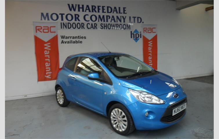 Ford Ka Studio  A Year Road Tax Service History Low Insurance Low Mileage Low Running Costs Ideal First Car