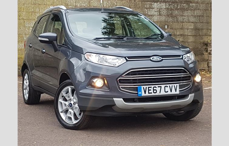 Ford Ecosport Titanium Tdci Dr One Of Our Own Cars