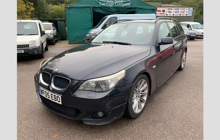 bmw 5 series 3 0 530d sport touring 5dr diesel manual 192 g km 218 rh autovolo co uk BMW Touring Car BMW M5
