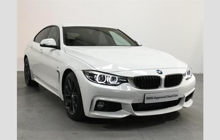 Bmw 4 Series Gran Coupe 2018 Ref 7101622