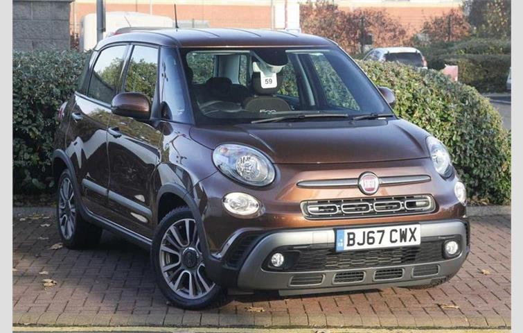 Fiat 500l 1 4 95bhp Cross Bronze 2017 Ref 7159183