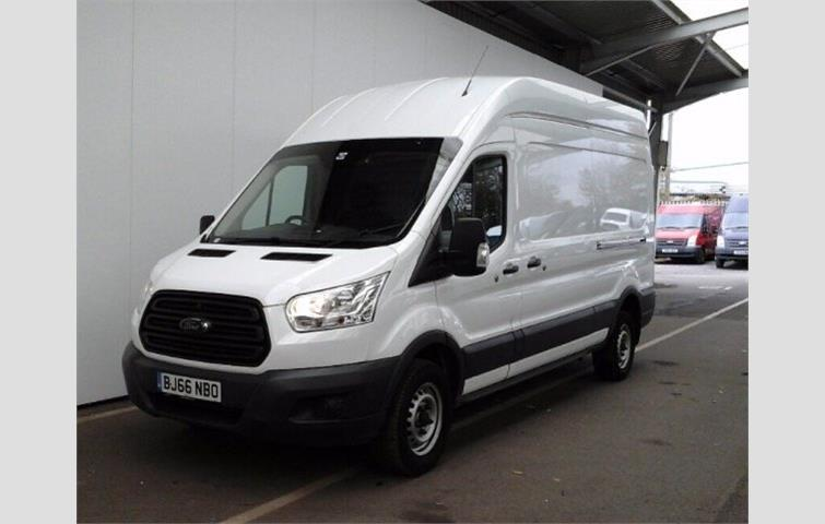 Ford Transit 350 Lwb High Roof 125ps L3 H3
