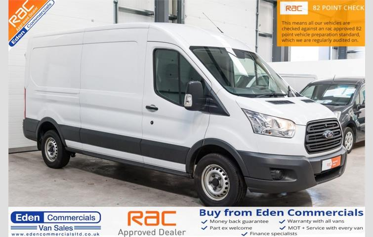 d70a52d810 Ford Transit Custom 290 SWB Low Roof Trend 100PS White 2015