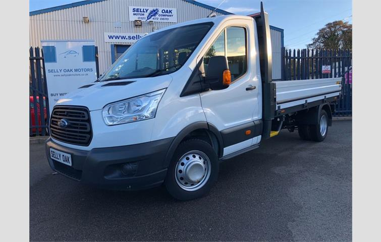 0ac09595334472 Ford Transit Custom 2.0 TDCi 130ps Low Roof Limited Van White 2016 ...