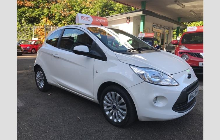 Ford Ka   Door Low Miles Pound Road Tax