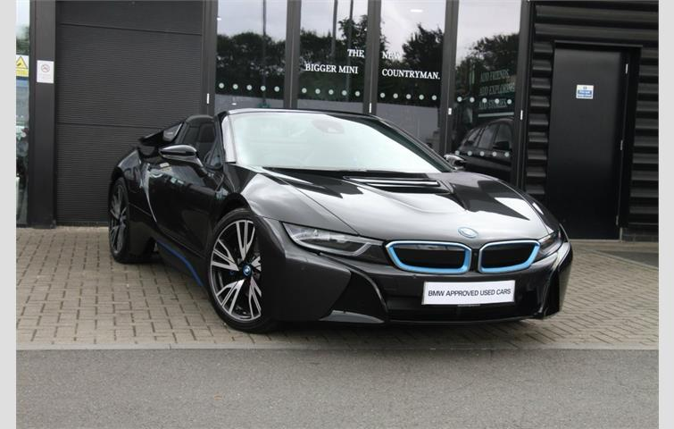 Bmw I8 I8 Roadster Grey 2018 Ref 7259624