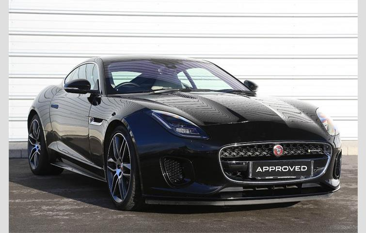 jaguar ftype 3 0 v6 supercharged 340ps black 2016 ref. Black Bedroom Furniture Sets. Home Design Ideas
