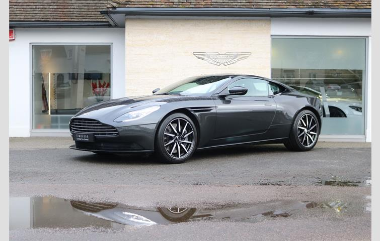 Aston Martin Db11 V12 2dr Touchtronic Silver 2017 Ref 5164620