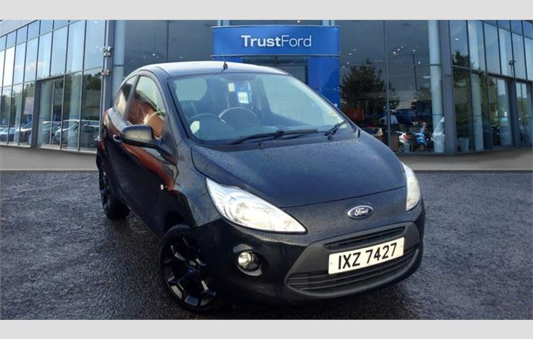 Make Ford Model Ka Colour Black Year