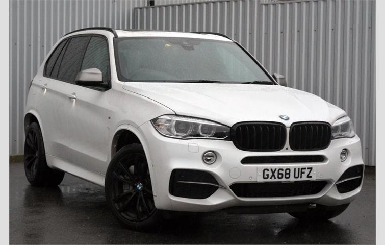 Bmw X5 M50d For Sale Uk
