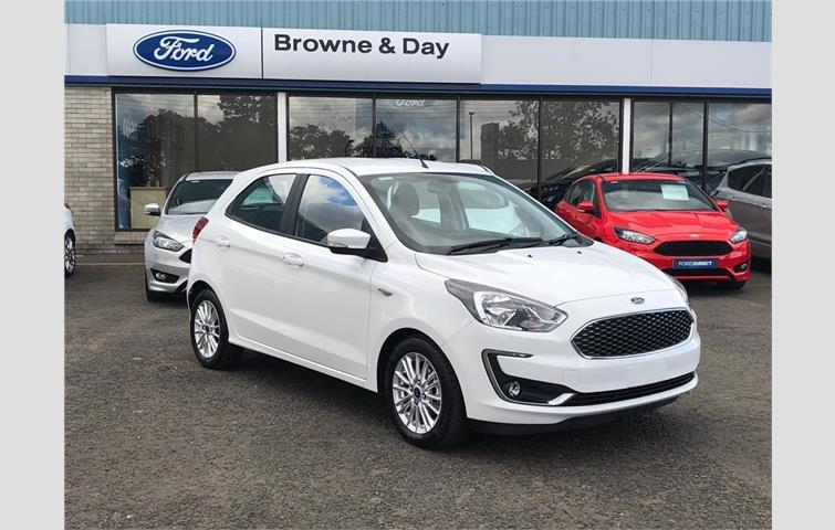 Ford Ka Metal Dr Connectivity Pack Bluetooth And Usb Rear Spoiler Air Conditioning Alloy Wheels Electric Windows Central Locking Abs Brakes