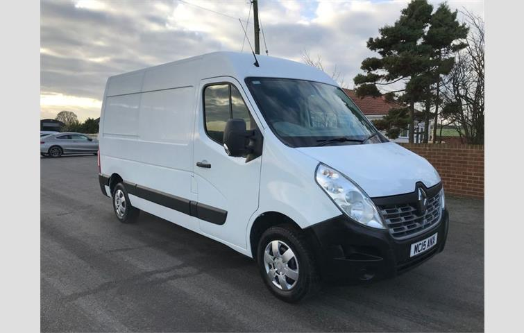 33901649cb Renault Master LH35 ENERGY dCi 135 Business High Roof Van White 2016 ...