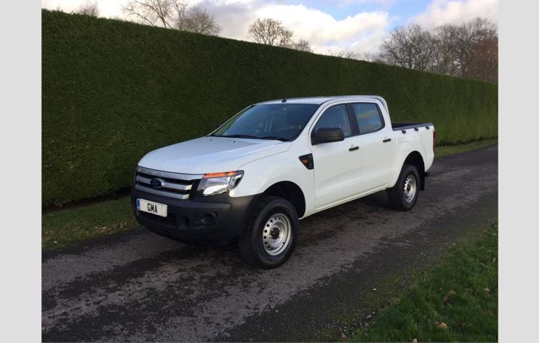 a03209d8958 FORD RANGER 2.2 TDCI Limited Double Cab Hardtop Canopy 4WD 150 BHP ...
