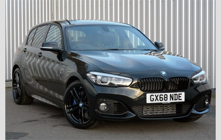 Bmw 1 Series 118i M Sport Shadow Edition Black 2018 Ref 7537740