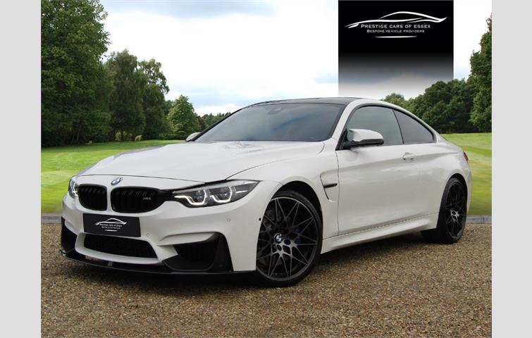 Bmw M4 Competition White 2017 Ref 7561099