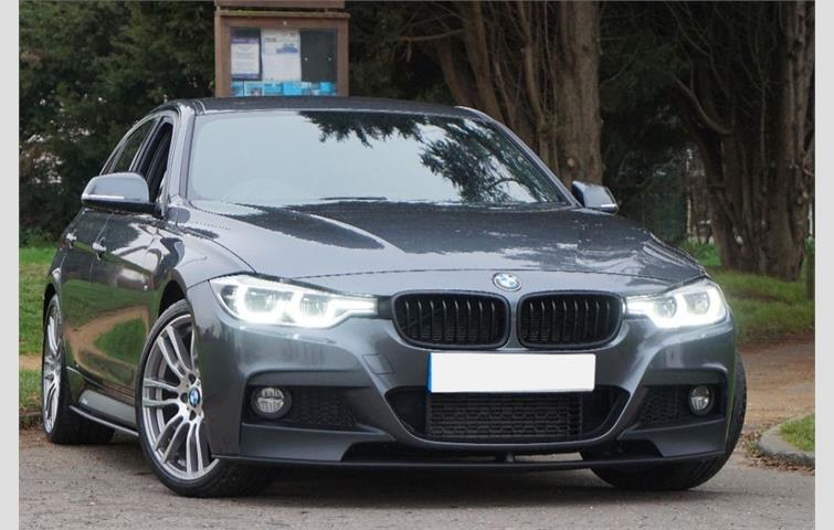 Bmw 320d M Sport Pro Sat Nav Performance Body Kit Grey 2016 Ref 7627103