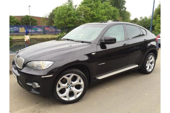 BMW X6 COUPE