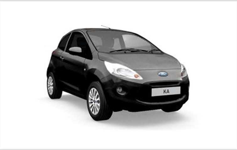 Ford Ka   Zetec Black Edition Dr