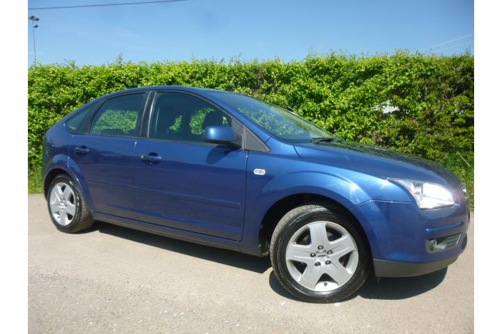 2007 (07) FORD FOCUS 1.6 STYLE AUTO