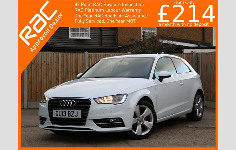 Audi A3 1 8 TFSI 179 PS Sport 3 Door S Tronic Auto Sat Nav Bluetooth  Climate Control Only 17,000 Miles Full Service History Vehicle Previously