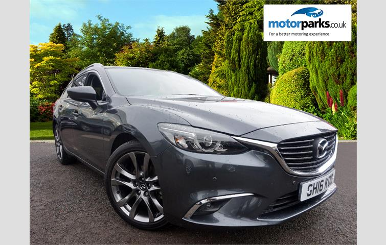 Make Mazda Model 6 Colour Grey Year 2016