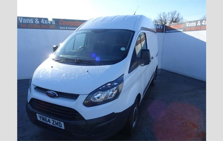 ef3932173f FORD TRANSIT CONNECT 1.6 210 L2 5d 95 BHP LWB PANEL White 2014