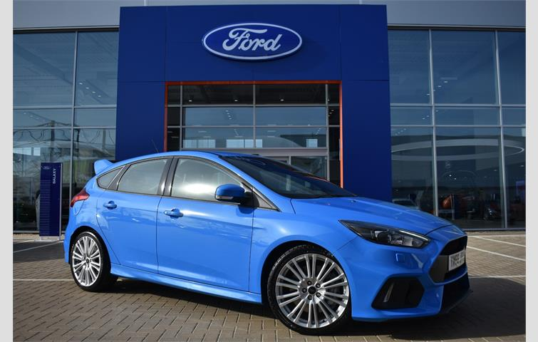 Ford Focus Rs 2 3 Ecoboost 5dr 5 Year 100 000 Mile Warranty