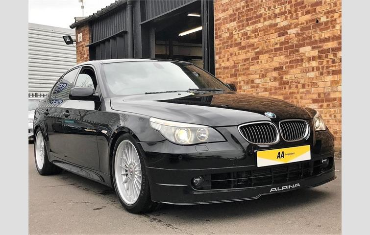 Bmw Alpina Black 2006 Ref 7880252