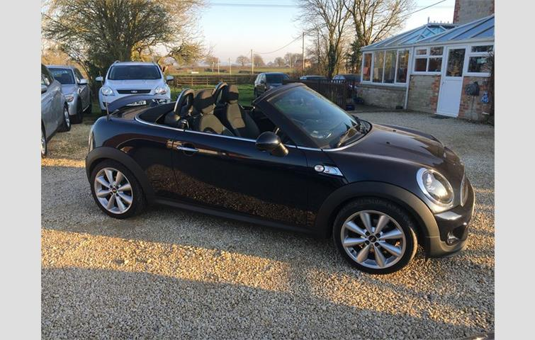 Mini Roadster Cooper Sd Blue 2012 Ref 7946982