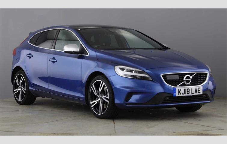 Volvo V40 D3 Rdesign Nav Plus Blue 2018 Ref 8013755