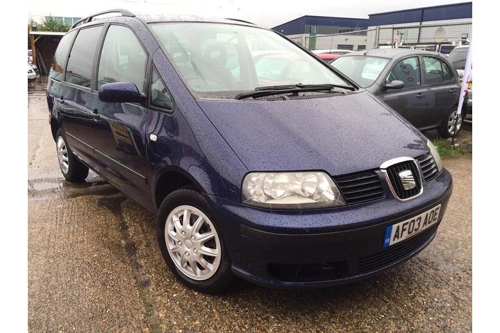 SEAT ALHAMBRA ESTATE