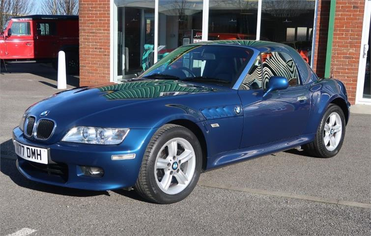 Bmw Z3 2 8 Roadster 1 Owner With 27 000 Miles