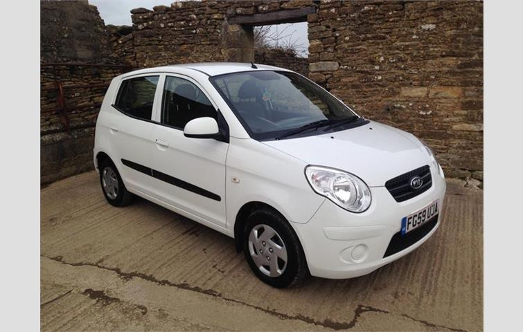 Kia Finance Bad Credit >> Kia Picanto 1.0 1 5dr White 2009 | Ref: 8138732
