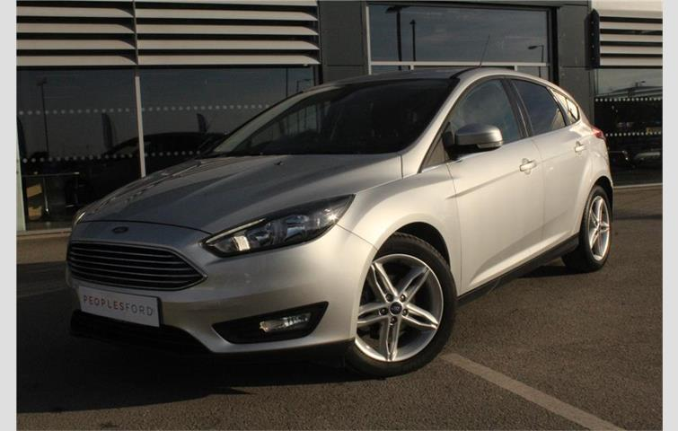 Make Ford Model Focus Colour Silver Year 2016