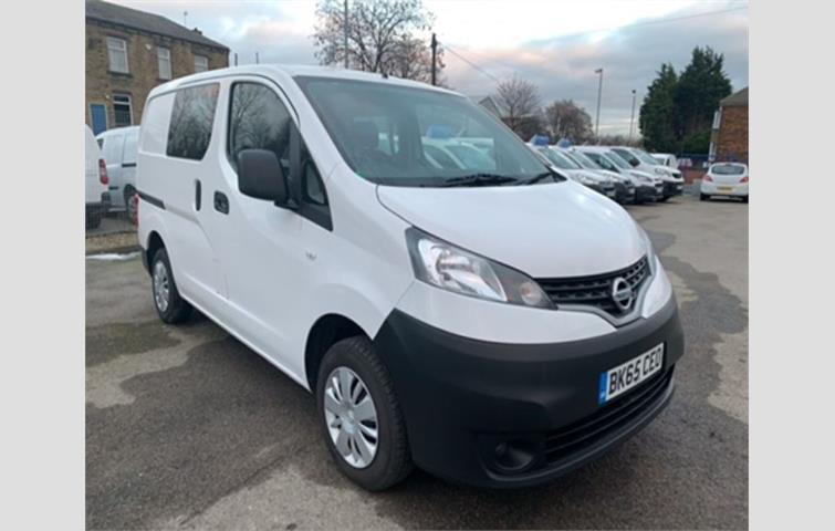 88541cb7cb Nissan NV200 1.5Dci Acenta A C Bluetooth Twin Side Loading Doors Rear  Parking Camera Electric Pack +