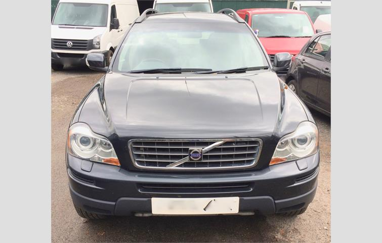 Make: Volvo, Model: Xc90, Colour: Grey, Year: 2009, Mileage: 84,000, Fuel: Diesel, Transmission: Automatic, Price: £8,895, Advert ID: 8199056