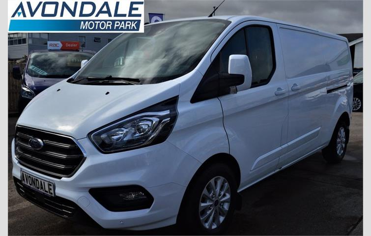 0eb76ad747 Ford Transit 350 L2 2.0 Tdci 130ps one Stop Tipper  1 Way  White ...
