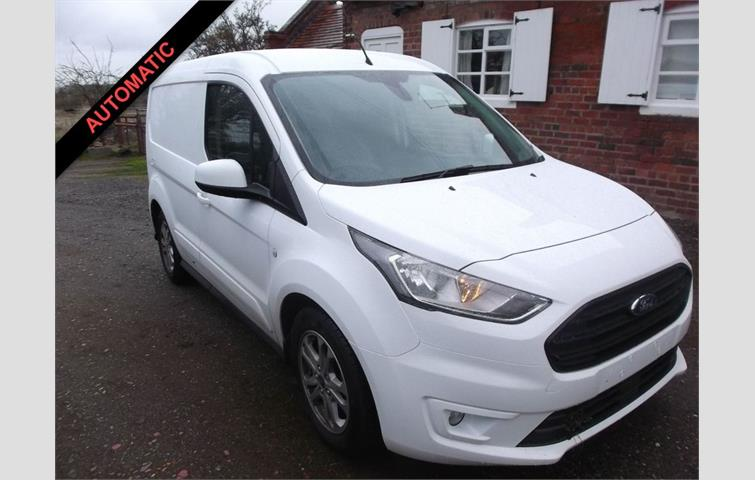 e9701347d4 Ford Transit Connect 1.5 EcoBlue 120ps Limited Van Powershift AutoMatic