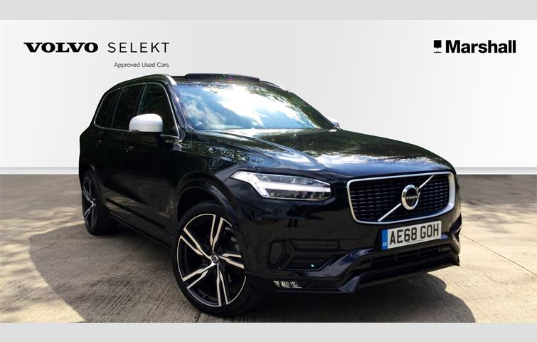 Volvo Xc90 2 0 D5 Pulse R Design Pro 5dr Awd Geartronic