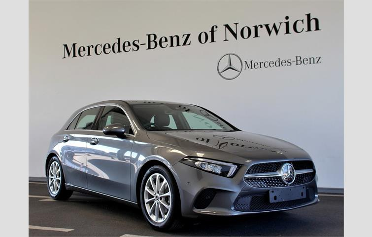 Mercedes A Class A 180 D Sport Executive Grey 2019 Ref 8353977