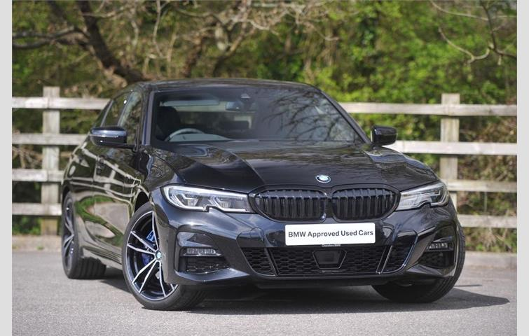 Bmw 3 Series 330i M Sport Black 2019 Ref 8358706