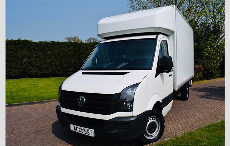 713e347c56 VOLKSWAGEN Crafter CR35 TDI C C STARTLINE WITH TAIL LIFT 2016