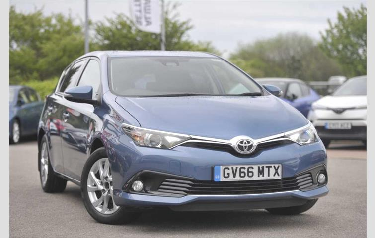 Toyota Auris 1 2 T Business Edition Blue 2017 Ref 4941880