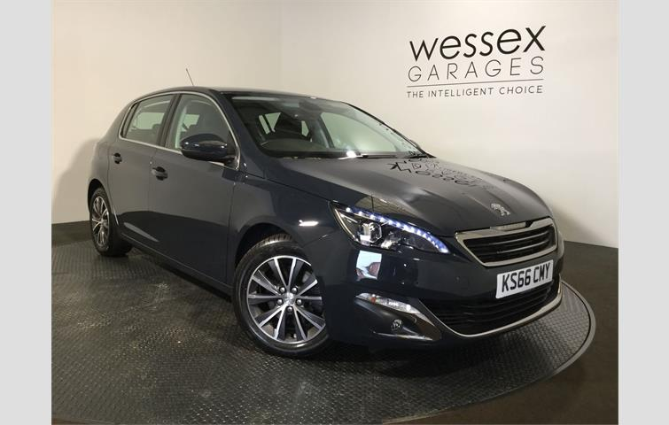 Peugeot 308 Allure 2 0 Hdi Blue S/S A Grey 2016 | Ref: 8417281